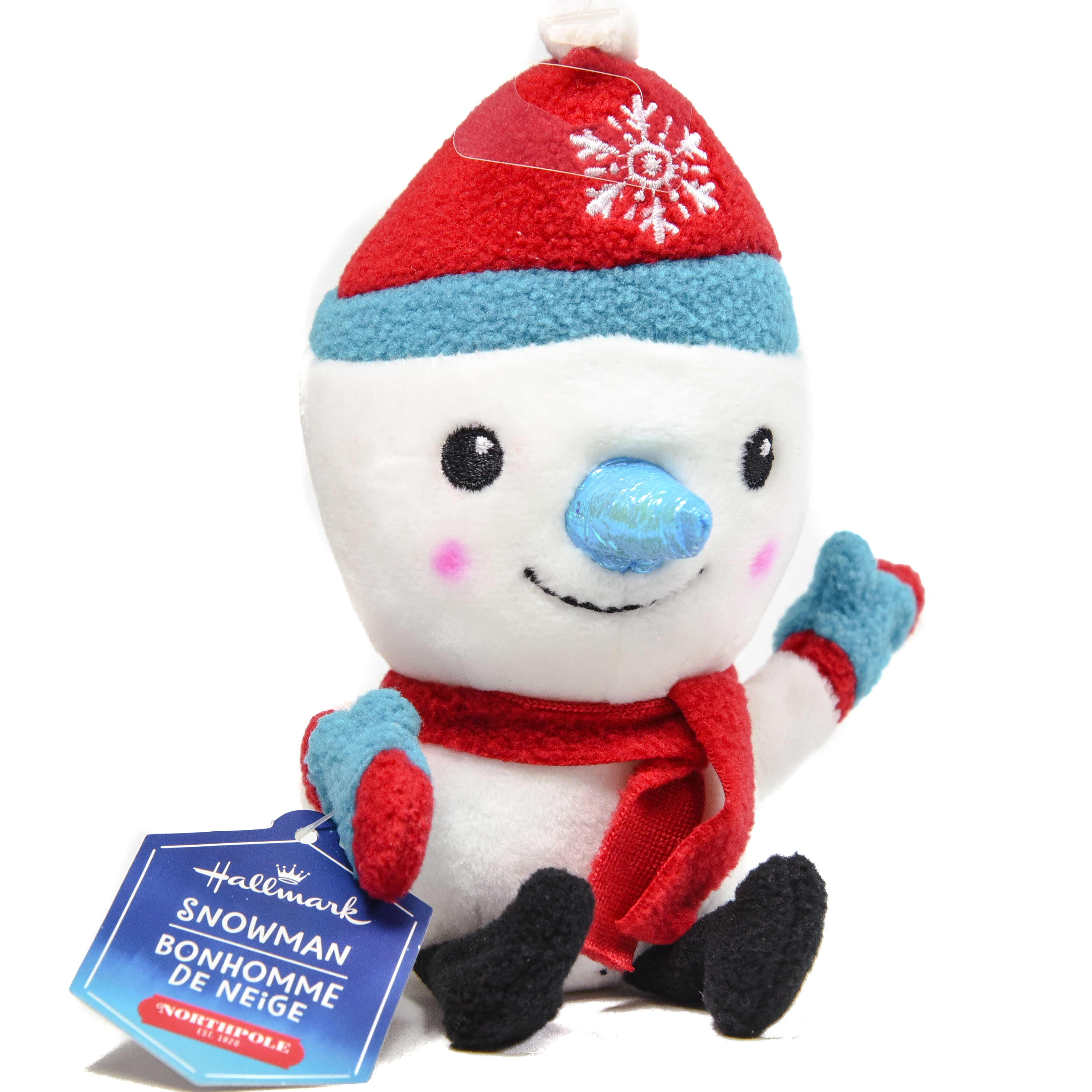 Snowman Plush Samko Party Services And Events