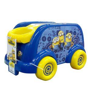 Minions Roll N Go Wagon