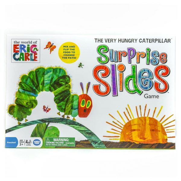 Eric Carle Surprise Slides