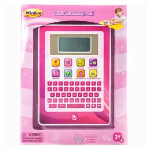 Learning Pad - Pink