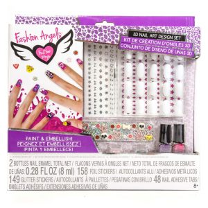 3D Nail Art Design Set