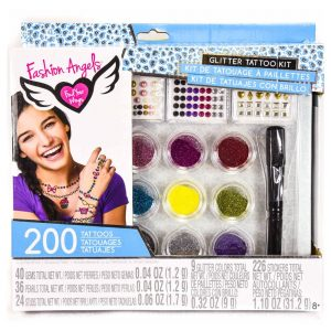 FA Glitter Tattoo Kit