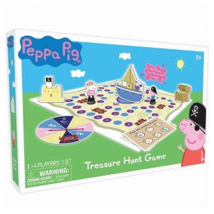 Peppa Pig Treasure Hunt