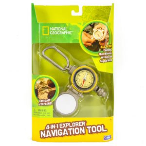 NG 4-in-1 Explorer Tool