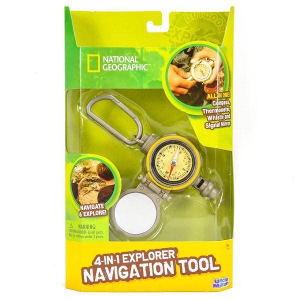 NG 4-in-1 Explorer Tool