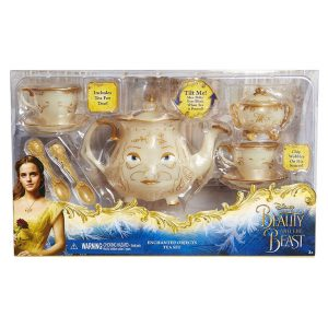 Enchanted Objects Tea Set