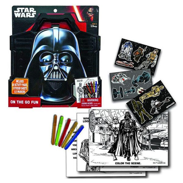Darth Vader On the Go Fun