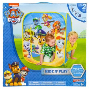 Paw Patrol Hide N Play