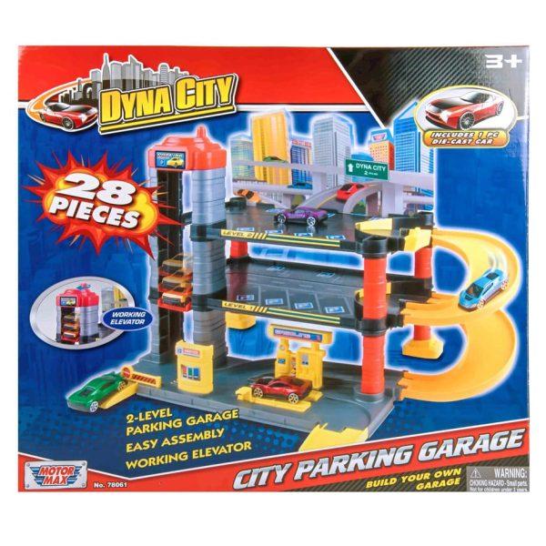 Dyna City Parking Garage