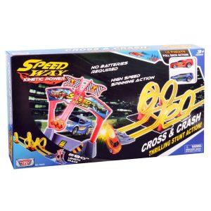 Speedway Cross & Crash