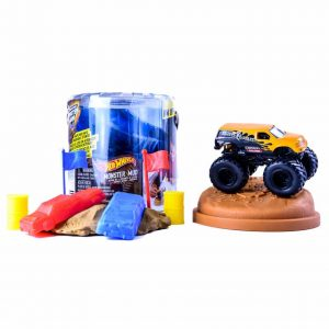 HW Monster Mud Action Set