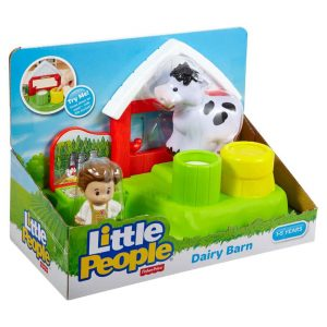 FP Little People Dairy Barn