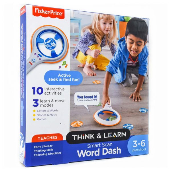 FP Word Dash