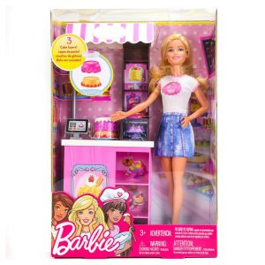 Barbie Bakery Owner
