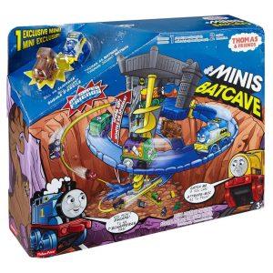 Minis Batcave Playset Thomas
