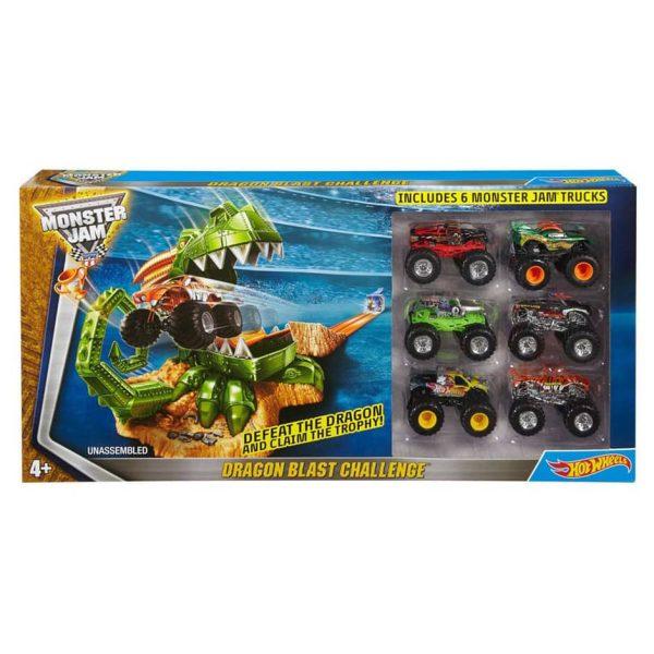HW Monster Jam Dragon Blast