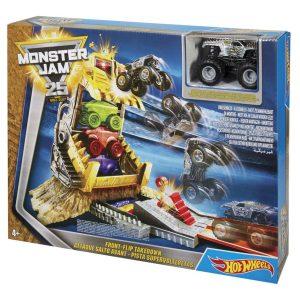 HW Monster Jam Front-Flip