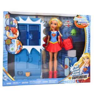 X-Ray Locker Supergirl