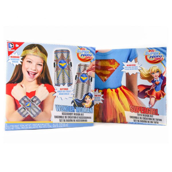 Wonder Woman Dress Up Combo