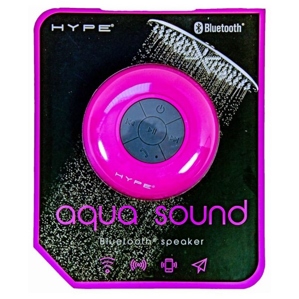 Aqua Sound Bluetooth Speaker