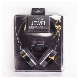 Jewel Stereo Headphones