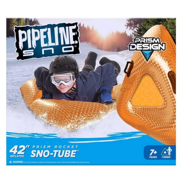 Prism Rocket Sno-Tube 42""