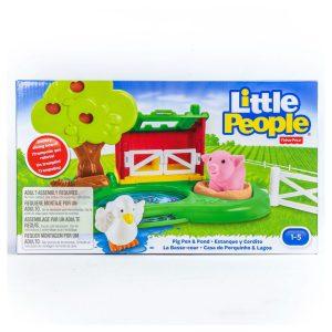 LP Pig Pen & Pond