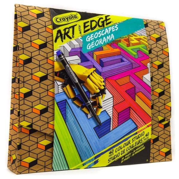 Crayola Geoscapes