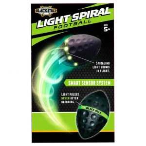 Light Spiral Football