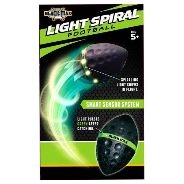 Light Spiral Football