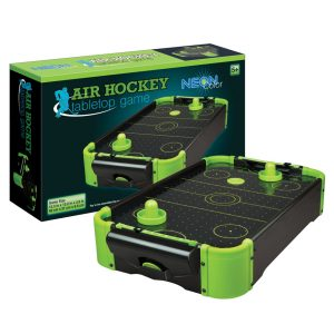 Neon B/O Air Hockey