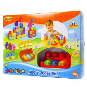 ABC 'n Tunes Set - 35 Pcs