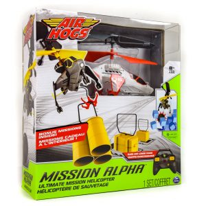Air Hogs Mission Alpha R/C