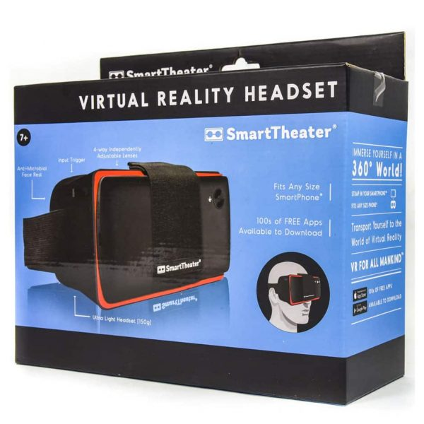 Smart Theater V.R.Headset