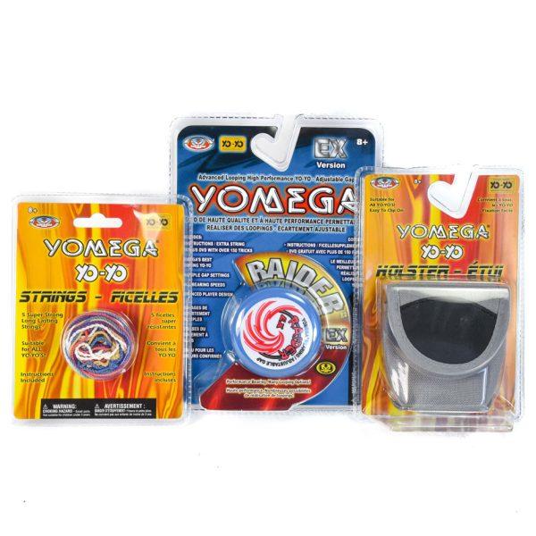 Yomega Yo-Yo Value Pack