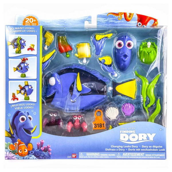 Changing Looks Dory