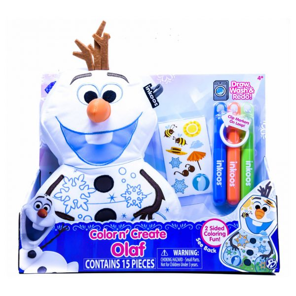 Color n' Create Olaf