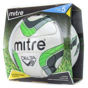 Mitre Soccer Ball