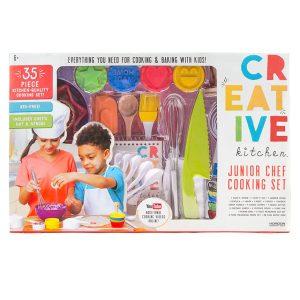 Jr. Chef 35 Pcs Cooking Set