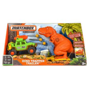 MB Dino Trapper Trailer