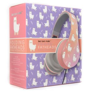 Lama Folding Headphones