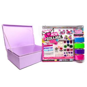 Glitter Jewel Box w/Jewels