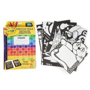 Crayola Creative Art Combo