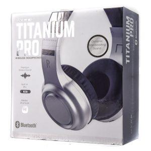 Titanium Pro Headphones