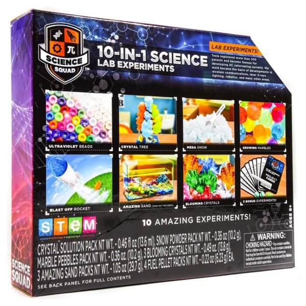 10-in-1 Science Lab