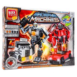 2-in-1 Morph Machines