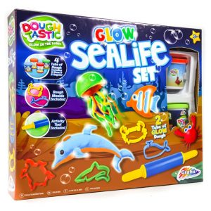 Glow Sealife Dough Set