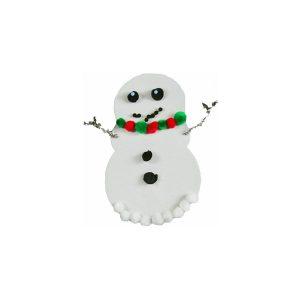 Foam Snowman (Pk 20)