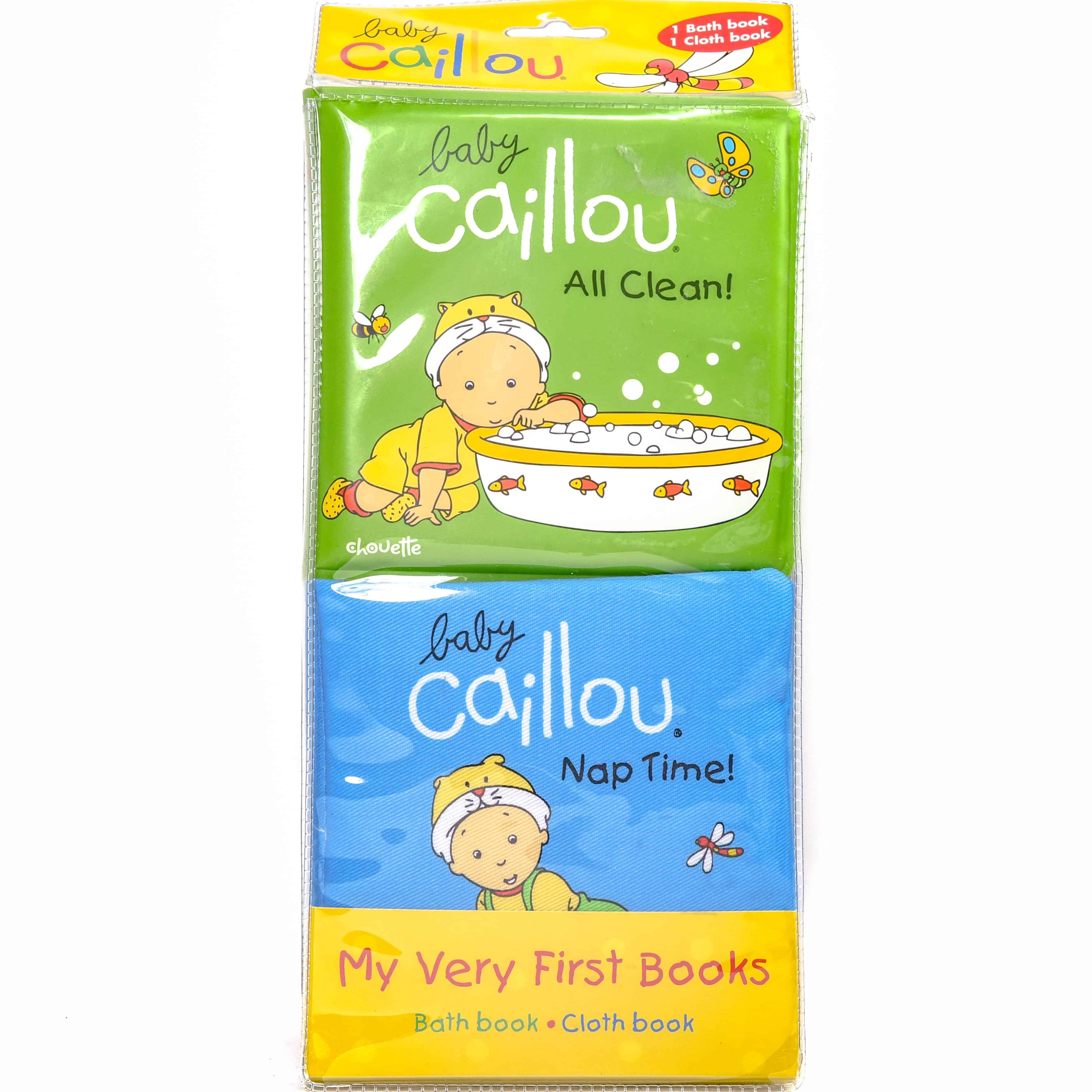 Caillou Very First Baby Books - Samko Corporate Party Services