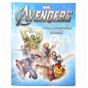 Marvel Avengers: The Doodle Book